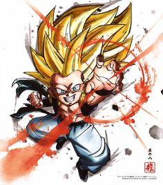 Akira Toriyama, Toei Animation, Dragon Ball, Gotenks