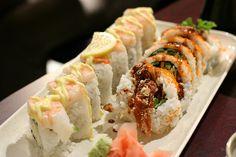 Feed Me Sushi : Photo