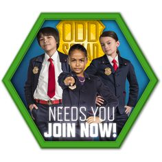 Odd Squad is a live-action comedy about two kids, Agent Olive and Agent Otto, who work for a government agency run by kids in suits who are equipped with the world's most advanced and unpredictable gadgetry. Whenever anything strange, unusual or just plain nuts (including giant nuts falling out of the sky) happens, it's Odd Squad's job to put things right again. Odd Squad has a fun, goofy, irreverent style that includes sight gags, one-liners, absurd situations and plenty of slapstick…