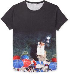 Orlebar Brown OB-T Slim-Fit Printed Cotton T-Shirt   MR PORTER