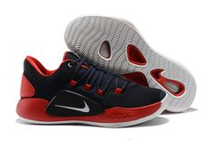 78cc75d59c4a Nike Hyperdunk X Low EP 2018 Midnight Navy Red-White Free Shipping Red And