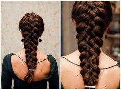 complicated dutch braid