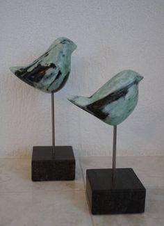 Paper Mache Sculpture, Bird Sculpture, Stone Sculpture, Animal Sculptures, Abstract Sculpture, Soapstone Carving, Wood Carving, Decoupage Art, Pottery Techniques