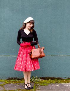 Vintage skirt. <3