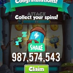Want some free spins and coins in Coin Master Game? If yes, then use our Coin Master Hack Cheats and get unlimited spins and coins. Daily Rewards, Free Rewards, Master App, Master Online, Coin Icon, Coin Master Hack, Play Slots, Buy Pets, Social Media Site