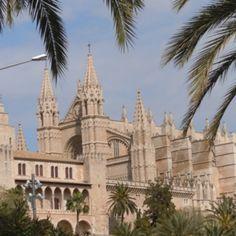 Cathedral.  Palma de Mallorca