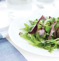 Flavorful, garden-fresh spring greens pack a powerhouse of vitamins, minerals and phytonutrients, and with minimal calories. Try one of the seven spring green recipes, such as Vegetarian Lasagna with Spinach.