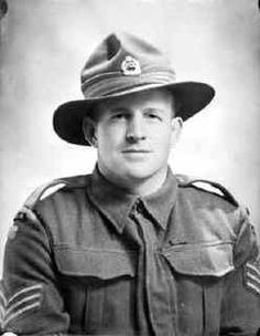 Alfred Hulme, VC was 30 years old and a sergeant in the 23rd Battalion, (The Canterbury Regiment), 5th Brigade, 2nd Division, 2NZEF during the Second World War when he took part in the Battle of Crete where he stalked and killed 33 German snipers. For these actions he was awarded the Victoria Cross.