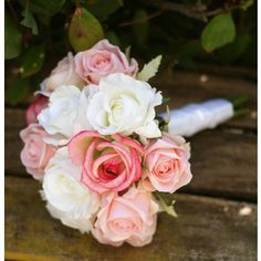 cream and pink bridesmaid bouquets - Google Search