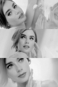 Lily Collins for Lancome