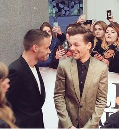 Louis tomlinson and liam payn 2016