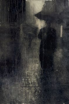 """Daily walk"" (2010), by Irma Haselberger. Manipulated photo. Used as a book cover for a Barnás Ferenc book."
