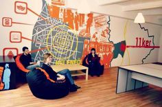 i-Office - #coworking space in Budapest, Hungary.