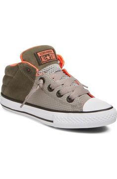 Converse Chuck Taylor® All Star® 'Axel' Mid Top Sneaker (Toddler, Little Kid & Big Kid) (Regular Retail Price: $39.95) available at #Nordstrom