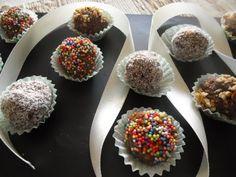 Tartufini alla Nutella / Nutella chocolates - Rita's Kitchen