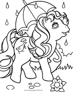 My Little Pony color page, cartoon characters coloring pages, color plate, coloring sheet,printable coloring picture