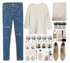 """""""Vilde"""" by owlmarbles ❤ liked on Polyvore featuring MANGO, WithChic, Forever 21, Polaroid, Torre & Tagus, Casa Couture, Givenchy, H&M, Herbivore and philosophy"""