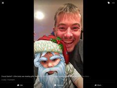 Danny and Eli Christmas 2015