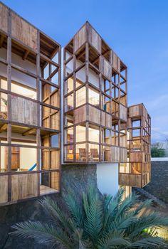 Terra Lodge Hotel | Ramos Castellano Arquitectos