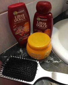 Cugine make up !: Garnier Ultra dolce : combo Shampoo + Balsamo  Review sulla linea Ultra dolce e sul nostro shampoo preferito per capelli colorati! Vi aspettiamo sul blog! Click in foto!
