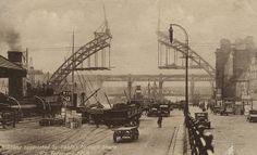 011311:Tyne Bridge Newcastle upon Tyne 1928
