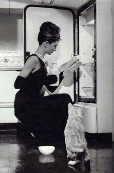 Audrey Hepburn, Breakfast in Tiffany´s