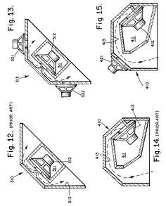 Patent US6343134 - Loudspeaker and horn with an additional transducer - Google Patents