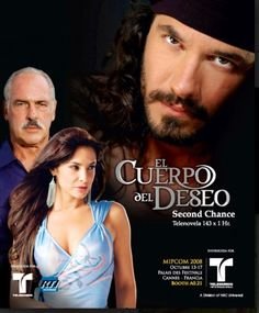 El cuerpo del deseo, only watched this series because Mario Cimarro was in it. The female lead had no chemistry with Mario!  Mario had to carry the show for me, didn't care for any of the other actors or actresses. Maybe Garcia, the older actor.