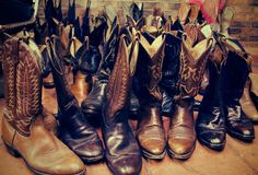 Boots. Boots. Boots.