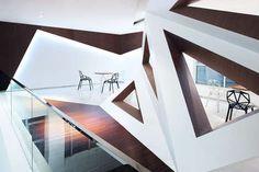 50 Contemporary Cafes #design #creativity trendhunter.com