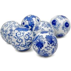 Black And White Decorative Ceramic Balls Ceramic Blue And White China Balls Need To Keep An Eye Out For