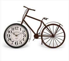 NFM.com – Imax Corporation Higdon Bicycle Desktop Clock