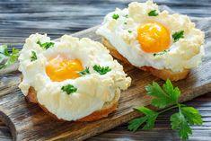 Orsini, veľmi chutné vajíčka - SUPERBABKY Russian Recipes, Mashed Potatoes, Food And Drink, Eggs, Cooking, Breakfast, Ethnic Recipes, Fit, Polish