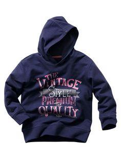 Sweat com capuz, para menino  #sweat Hoodies, Sweatshirts, Sweaters, Fashion, Cowls, Little Girls, Spring, Children, Moda