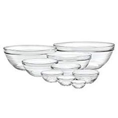 Duralex Made In France Lys Stackable Bowl Set Mixing Bowls Kitchen Tools for sale online Sugar Cookie Icing, Easy Sugar Cookies, Beste Brownies, Feta Salad, Avocado Salad, Avocado Recipes, Healthy Recipes, Ketogenic Recipes, Healthy Salads