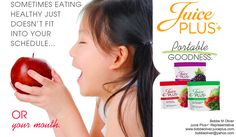WHAT IS JUICE PLUS+®  Juice Plus+ is whole food based nutrition, including juice powder concentrates from 30 different fruits, vegetables and grains. Juice Plus+ helps bridge the gap between what you should eat and what you do eat every day. Not a multivitamin, medicine, treatment or cure for any disease, Juice Plus+ is made from quality ingredients carefully monitored from farm to capsule to provide natural nutrients your body needs to be at its best.
