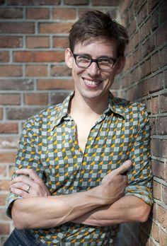 Simon van der Geest is de bedenker van mooie verhalen voor de jeugd. Te gast op het Seinwezen op woensdag 20 augustus.