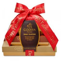 Godiva® Sweet Surprise Tower