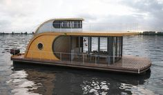 nautilus house boat - Google Search