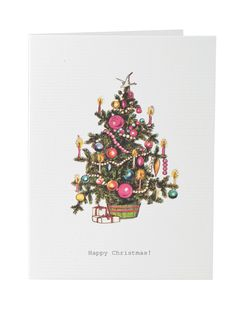 Happy Christmas Greeting Card | TokyoMilk