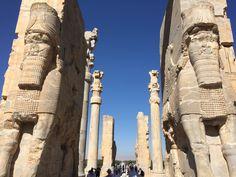 cités du désert  en Perse