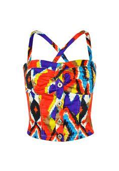 Keela Aztec Bralet Crop Top £8.99 http://www.prodigyred.com/p3705/keela-aztec-bralet-crop-top/product_info.html?attr_id=6