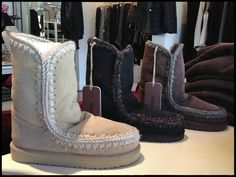 mou boots...just in!