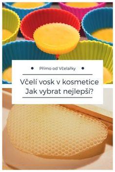 Včelí vosk v kosmetice - jak vybrat ten nejlepší Soap, Cosmetics, Homemade, Fruit, Home Made, Bar Soap, Soaps, Hand Made