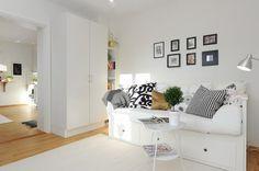 pisos menores de 40 metros cuadrados muebles low cost muebles de ikea muebles…