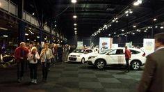 Autosalon-2014 groot succes mede organisatie: Media Presentaties