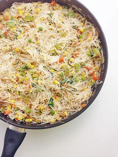 Pasta--Vermicelli on Pinterest | Tetrazzini, Cold Spaghetti Salad and ...