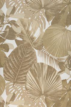 Beige Wallpaper, Iphone Wallpaper, Tropical Wallpaper, Blue Butterfly, Textures Patterns, White Patterns, Botanical Prints, Designer Wallpaper, Illustration Art