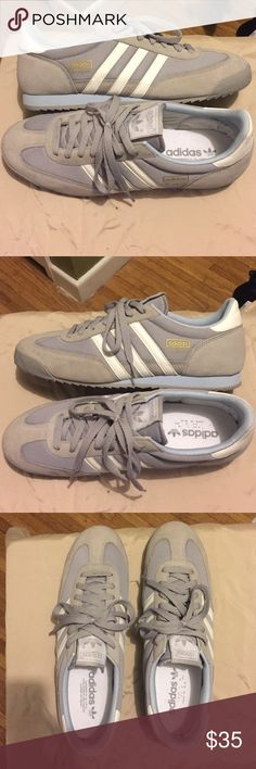 Men's adidas dragon size 12.5 Men's adidas dragon size 12.5. Great condition. Only worn 2-3 times. Adidas Shoes Sneakers