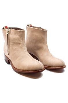 A great transition piece - these boots can be worn year round with just about anything!